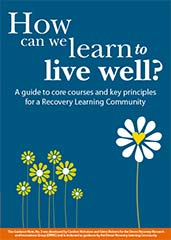 DPT Recovery Booklet How to Live Well