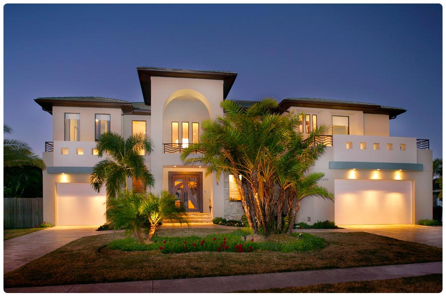 Custom Modern Home in St. Pete