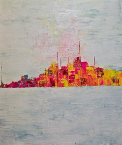 This Is Not A Cityscape (SOLD)