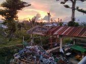 View from Tacloban's Municipal Hall