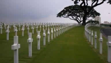 American Memorial Cemetary in Manila