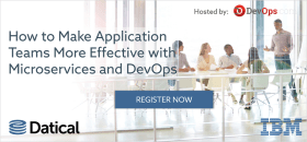 How to Make Application Teams More Effective with Microservices and DevOps