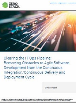 Clearing the IT Ops Pipeline