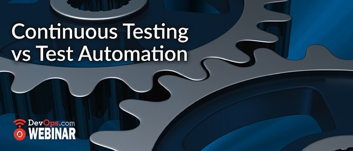 Continuous Testing vs Test Automation
