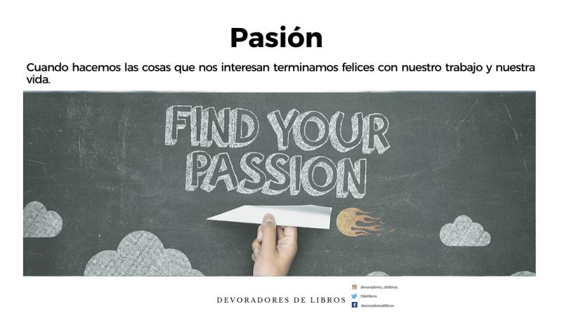 que significa la pasión