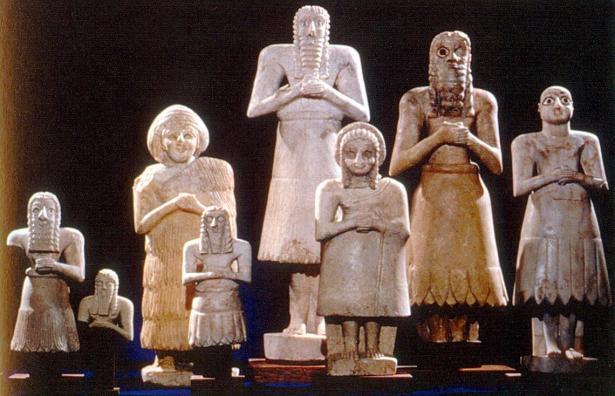 Sumerian Idols