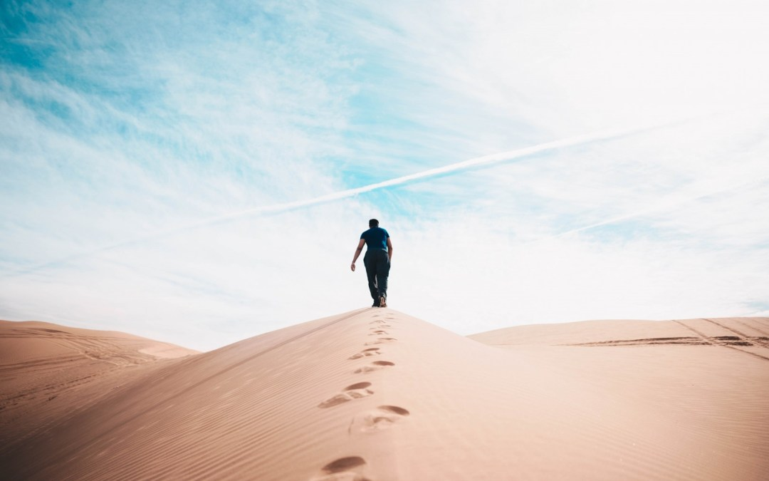 Daily Devotion – Having The Courage To Budge When God Nudges