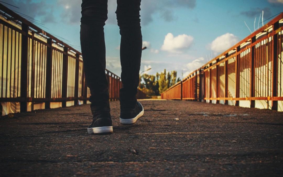 Daily Devotion – Walking Partner