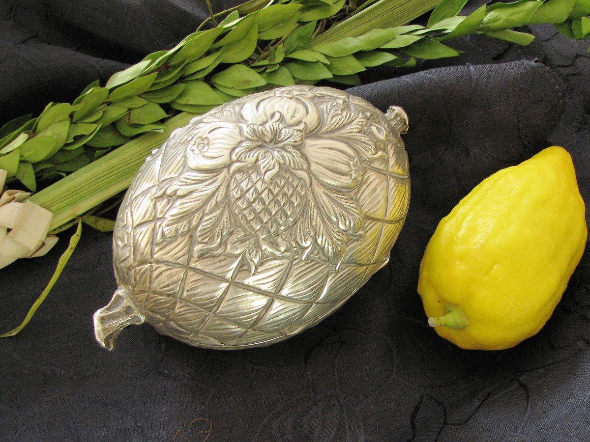 Lulav and Etrog