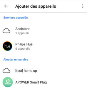 Ajoutez votre application à Google Assistant