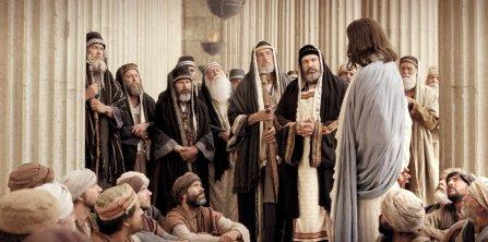 Pharisees question Jesus.jpg