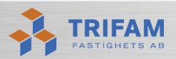 Trifam - Uthyrning