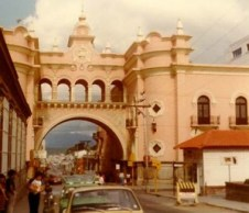 Photo of Guatemala City post office courtesy wikipedia public domain.