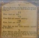 Ten Commandments National Museum of Scotland Wiki. commons share-alike license