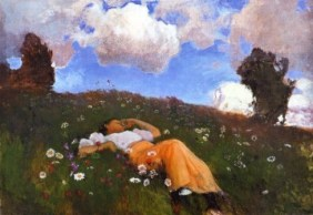http://commons.wikimedia.org/wiki/File:J%C3%A4rnefelt_Saimi_in_the_Meadow_1892.jpg
