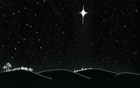 wise men follow star