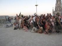 Burning Man 2013 Photo chapel wikimedia creative commons license