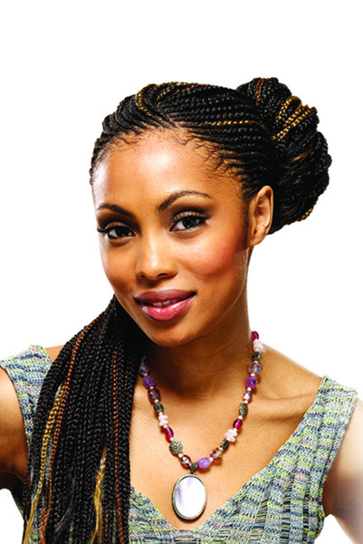 40 Micro Braids Styles Youd Love To Try Out