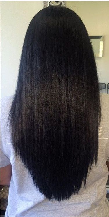 How To Straighten Natural Hair Without Heat Damage Part 15