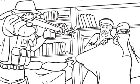 muslims angry over 9 11 children 39 s coloring book the devout infidel