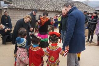 In China in 2015.