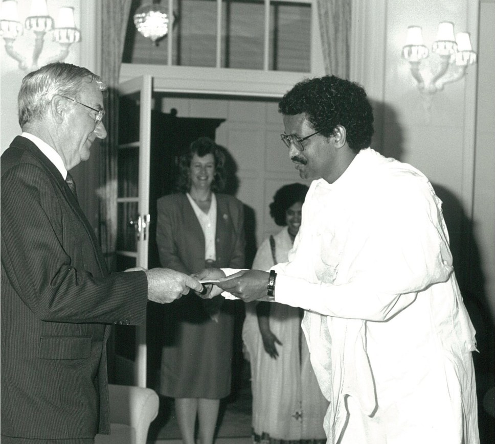 Fessehaie Abraham: the refugee who brought Eritrea to Australia
