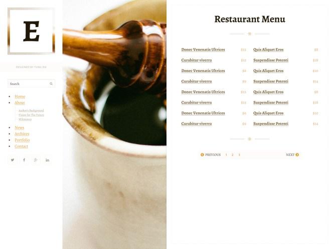 elusive-restaurant-menu