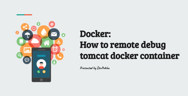 Docker: How to remote debug tomcat docker container