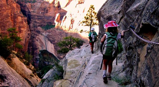 best tourist places for trekking in the world