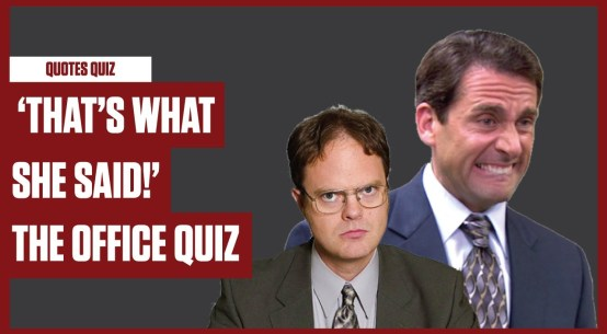 The office quotes quiz