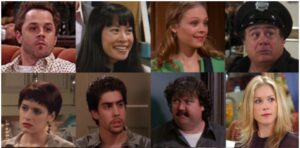 Friends' Supporting Characters Quiz