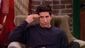 Ross Is The Best Character In Friends