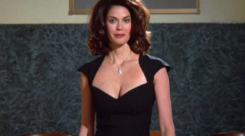 hottest female characters on Seinfeld