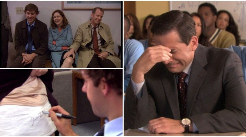 most cringe-worthy 'The Office' moments