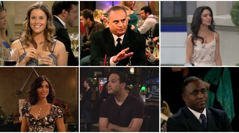 How I Met Your Mother supporting characters quiz