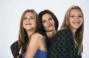 Who Said It—Rachel, Monica, or Phoebe?