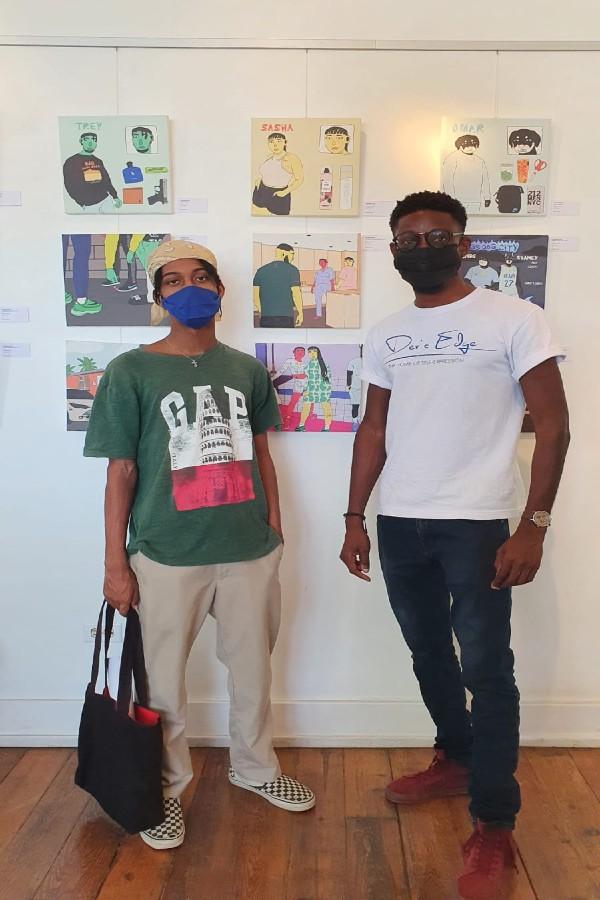 CaFa Non Traditional Art Exhibition