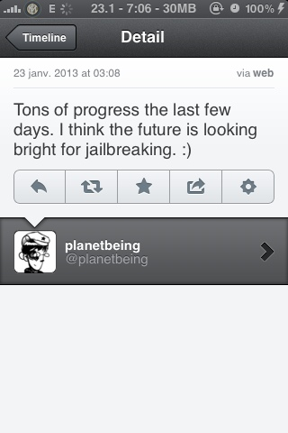 Planetbeing made a lot of progress