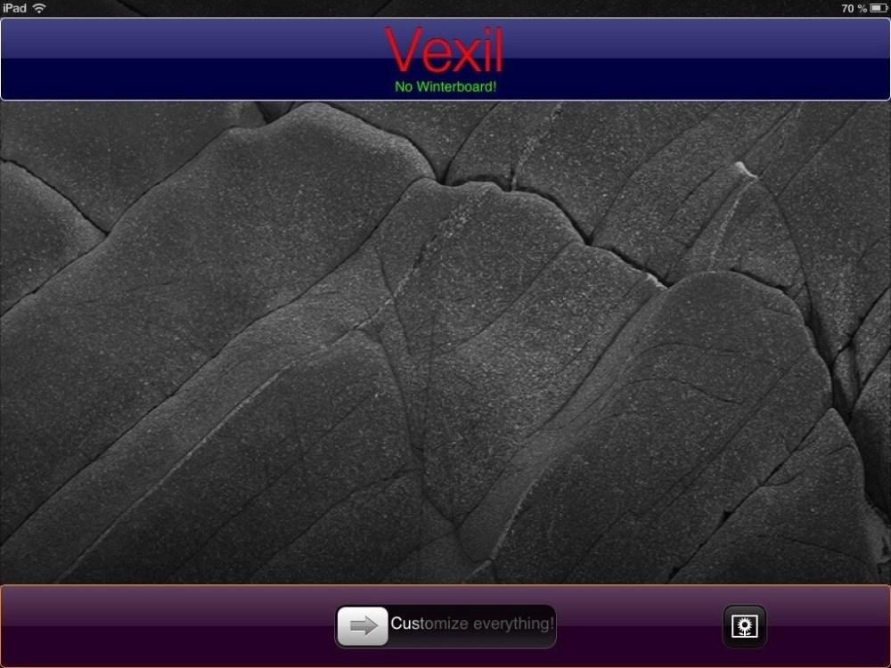 Vexil, custom your lockscreen without respring (1/4)