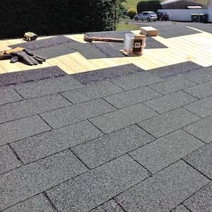 Garden Building Roofing
