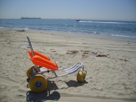 Floating Beach Wheelchairs