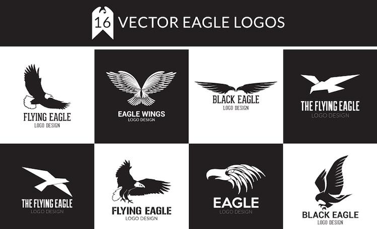 eagle-logo-design-templates