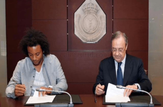 Marcelo Mengancam Presiden Real Madrid?