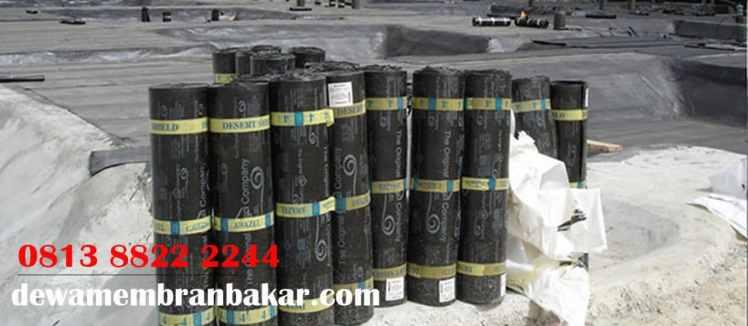jual membran bakar waterproofing