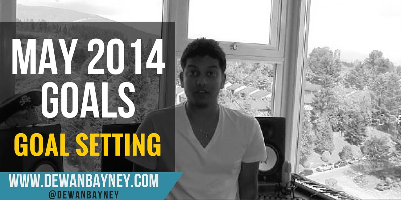 Dewan Bayney - may 2014 goals