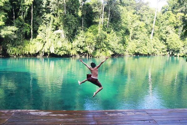 Wisata Terpencil Di Kalimantan Ini Bisa Buat Kamu Terpana