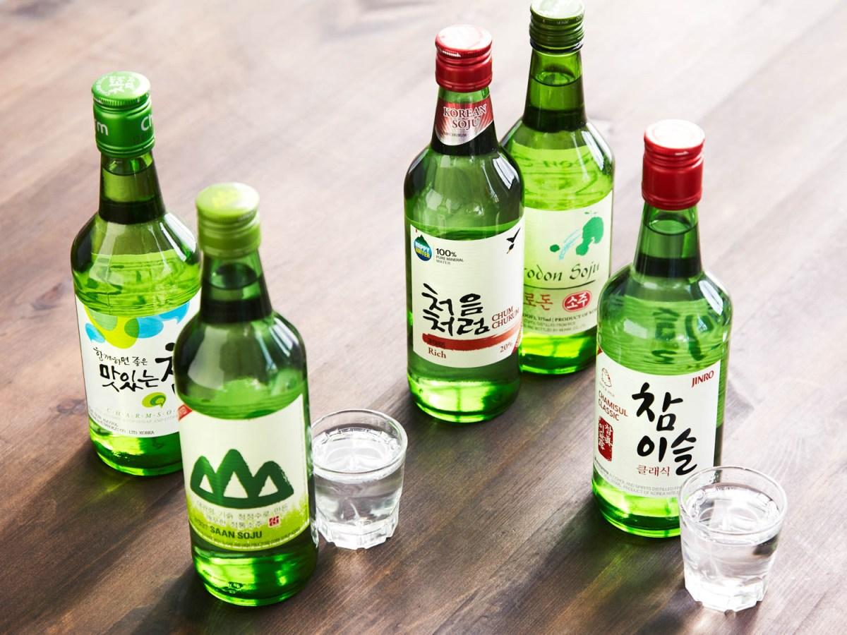 Sejarah Soju dan Tradisi Minum Arak di Korea