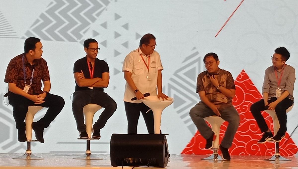 4 Bos Muda Jadi Orang Terkaya Di Indonesia