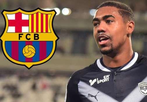 Barcelona Datangkan Malcom Dari Bordeaux