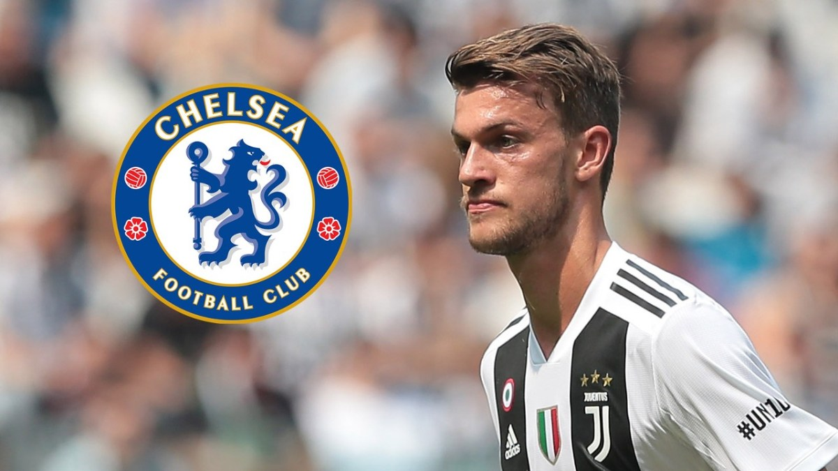 Chelsea Membuat Penawaran Kepada Juventus Untuk pemain Belakang